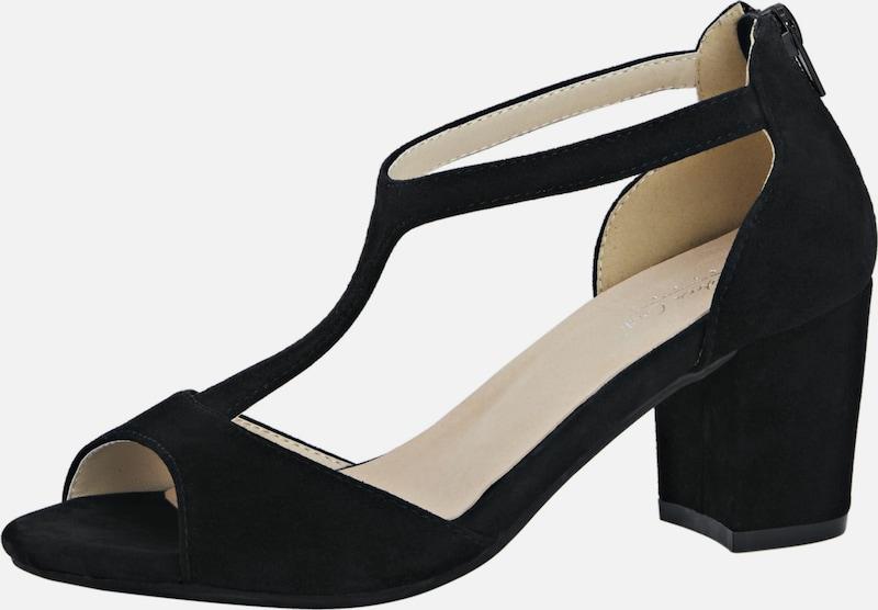 ANDREA CONTI Sandalette Sandalette Sandalette Leder Wilde Freizeitschuhe 118f7d