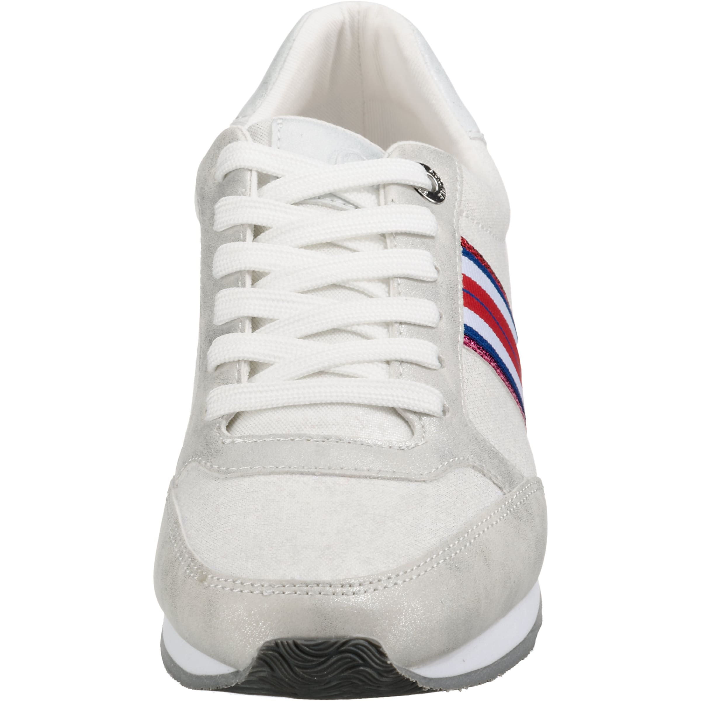 Label Red Weißmeliert Sneakers oliver In S HW2IEDY9