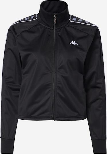 KAPPA Sportovní bunda 'GEILLIS' - černá, Produkt
