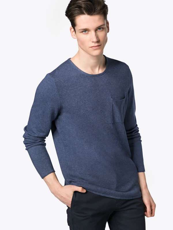 NOWADAYS Strickpullover 'twisted cotton'