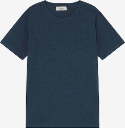 Thinking MU T-Shirt ' Hemp ' in blau, Produktansicht