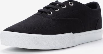 Ethletic Sneaker 'Randall' in Schwarz