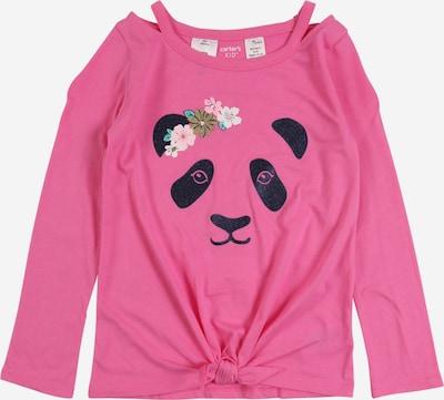 Carter's Shirt 'panda' in pink, Produktansicht