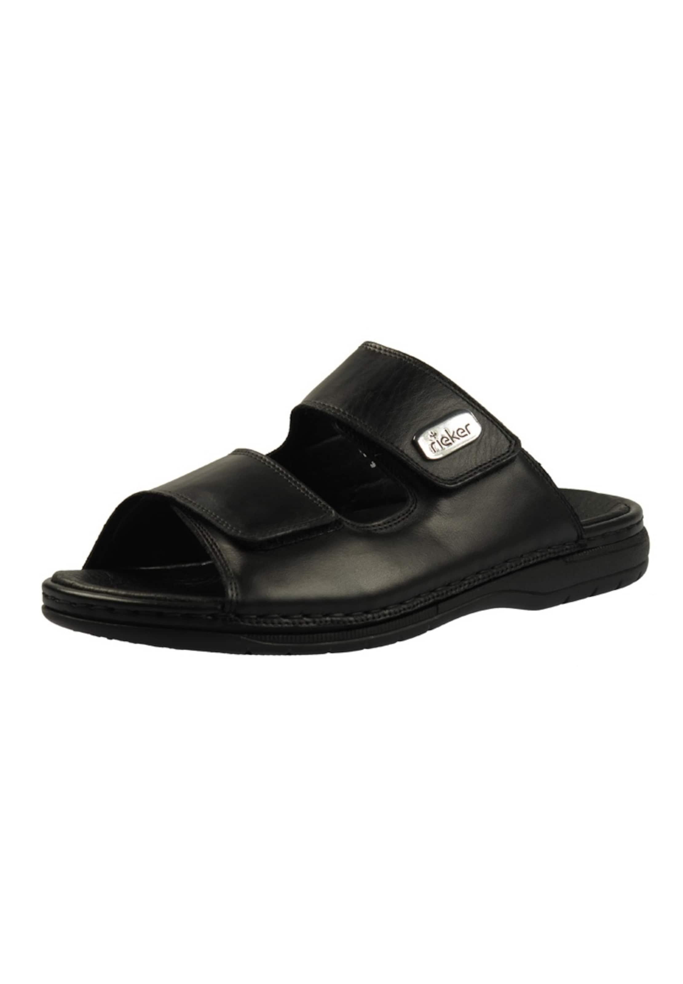 RIEKER Pantoletten Günstige und langlebige Schuhe