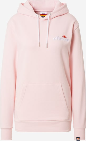 ELLESSE Sweat-shirt 'Noreo' en mélange de couleurs / rose clair, Vue avec produit