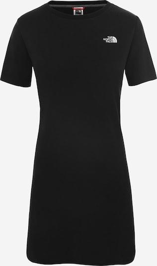 THE NORTH FACE Kleid 'Simple Dome ' in schwarz / weiß, Produktansicht