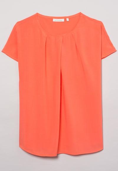 ETERNA Kurzarm Bluse MODERN CLASSIC in orange, Produktansicht