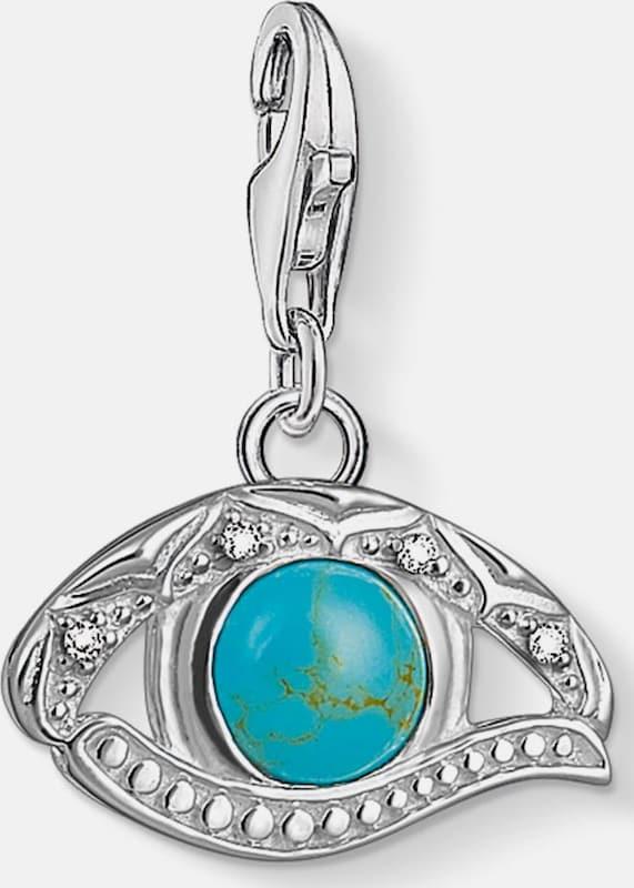 Thomas Sabo Charm-Einhänger 'Auge des Horus, 1403-060-17'