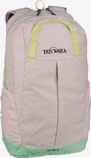 TATONKA Rucksack 'City Pack 20' in gelb / mint / hellpink, Produktansicht
