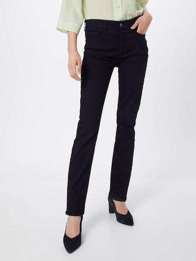 MAC Jeans 'Angela' in schwarz, Modelansicht