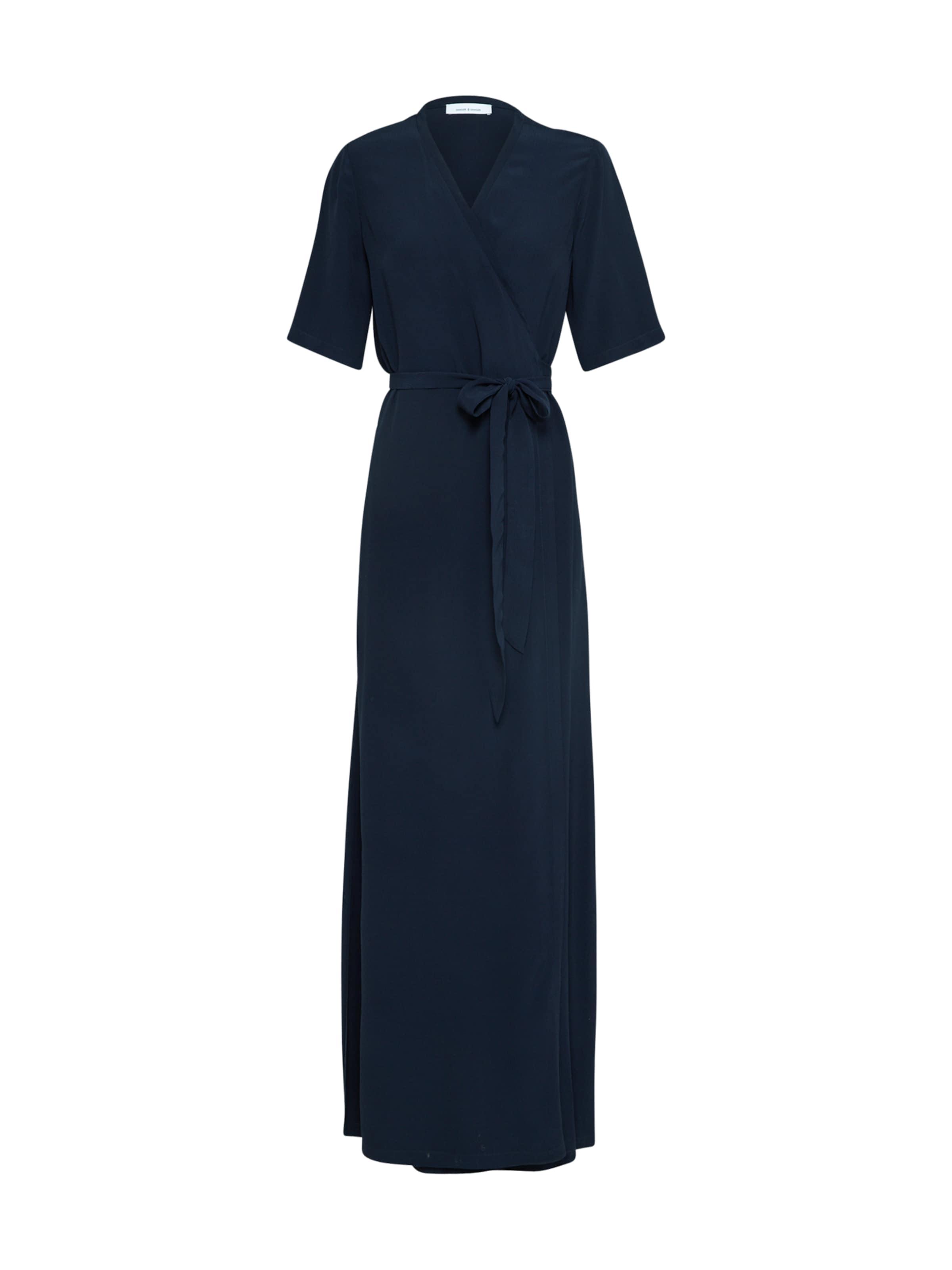 Samsoeamp; Nuit En Bleu De Soirée Robe m8PnwOyvN0