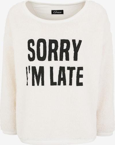 Grace Sweatshirt in weiß, Produktansicht
