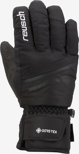 REUSCH Fingerhandschuhe 'Reusch Frank GTX' in schwarz, Produktansicht