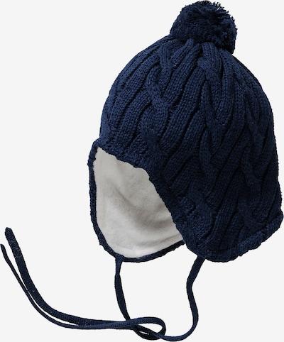 STERNTALER Mütze in nachtblau, Produktansicht