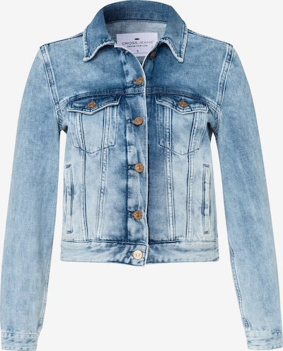 Cross Jeans Jacke in opal / hellblau, Produktansicht