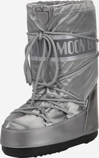Bocanci de zăpadă 'Glance' MOON BOOT pe argintiu, Vizualizare produs