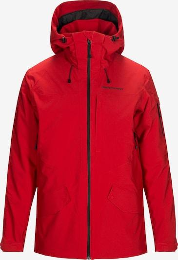 PEAK PERFORMANCE Skijacke 'Maroon' in rot, Produktansicht