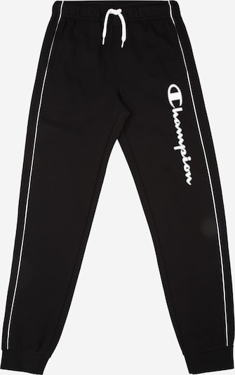 Champion Authentic Athletic Apparel Hose in schwarz / weiß: Frontalansicht