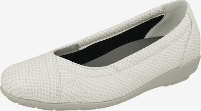 Natural Feet Ballet Flats 'Collien' in White, Item view