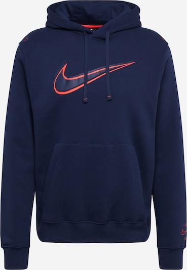 tengerészkék Nike Sportswear Tréning póló, Termék nézet
