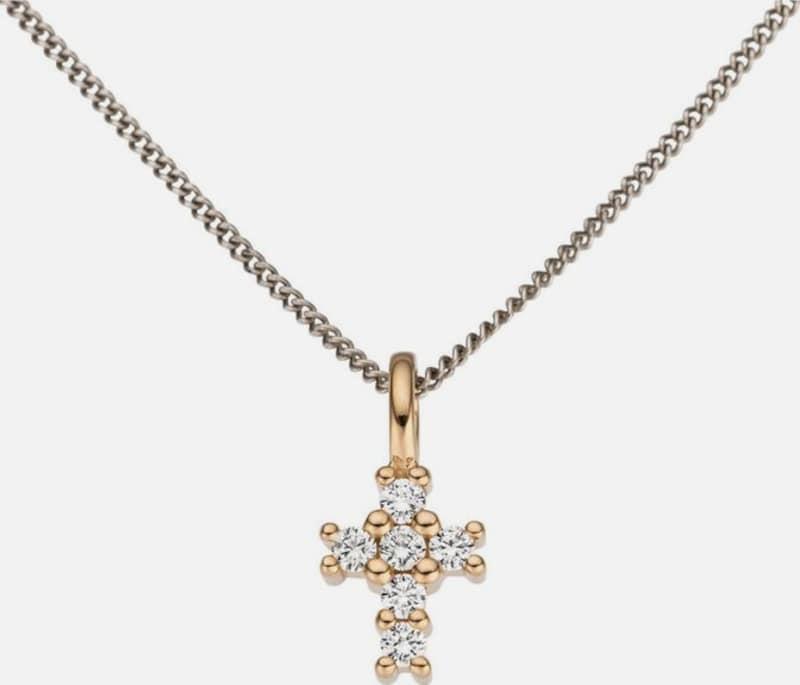 Vivance Jewels Kreuzanhänger