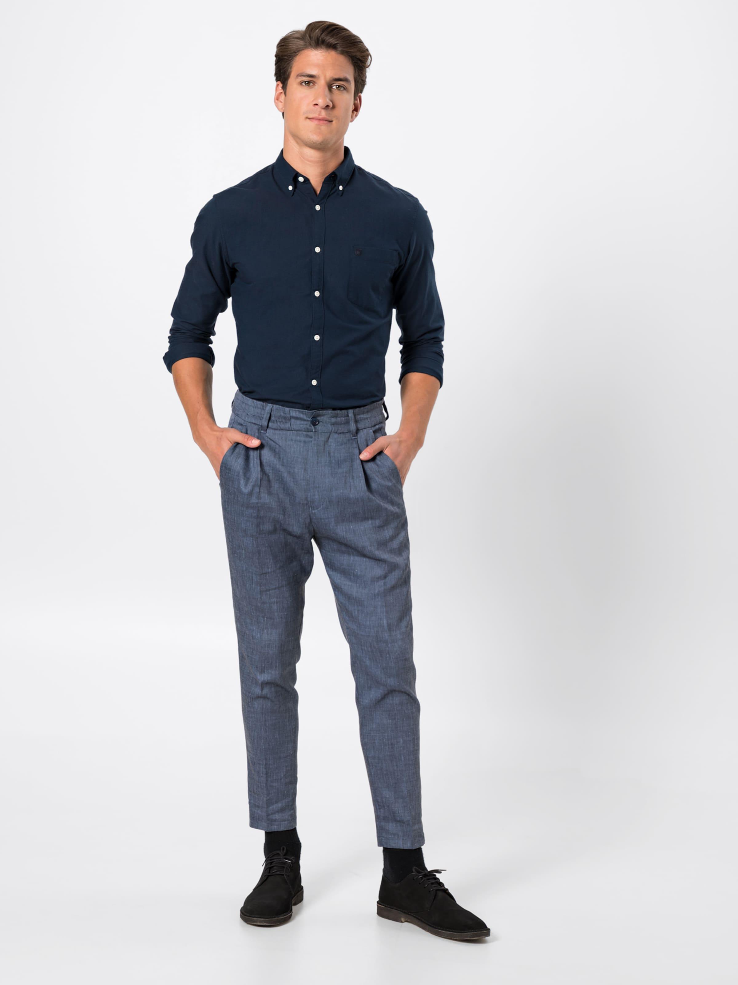Bleu 'chasy' Drykorn Drykorn Pantalon En DHYWEbe9I2