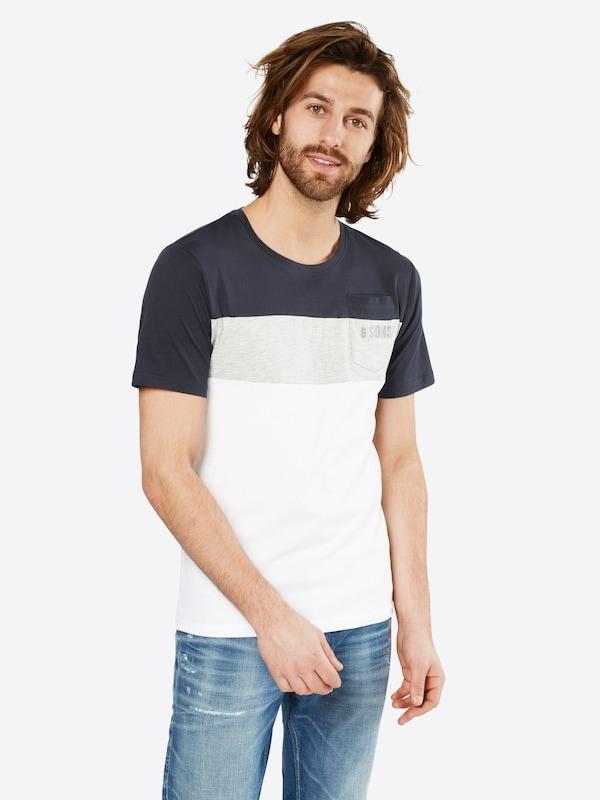 Seulement &; Fils T-shirt onsdon Ss Stripe Exp