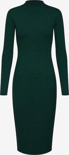 EDITED Pletena obleka 'Hada' | zelena / temno zelena barva, Prikaz izdelka