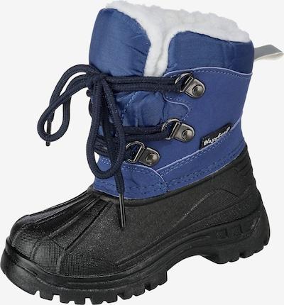 PLAYSHOES Winterstiefel in blau / schwarz, Produktansicht