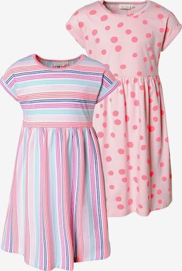 myToys-COLLECTION Kleid in mischfarben / hellpink / weiß, Produktansicht
