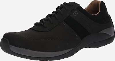 CAMEL ACTIVE Sneaker Low 'Moonlight' in schwarz, Produktansicht