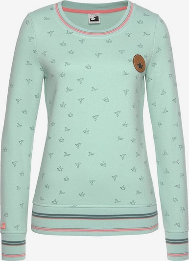 OCEAN SPORTSWEAR Sweatshirt in mint, Produktansicht