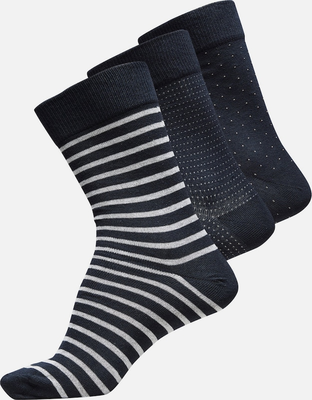 SELECTED HOMME 3er-Pack Socken