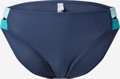 ESPRIT Bikinihose 'Ross Beach' in navy / türkis / hellblau, Produktansicht