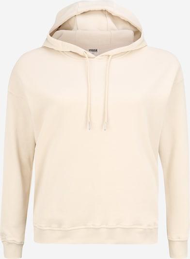 Urban Classics Sweat-shirt en beige, Vue avec produit