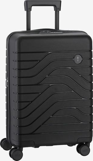 Bric's Trolley + Koffer ' Ulisse Trolley 8430 ' in schwarz, Produktansicht