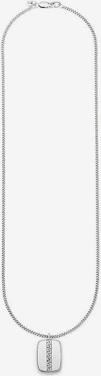 BRUNO BANANI Kette 'B4004N/90/13/55' in schwarz / silber, Produktansicht