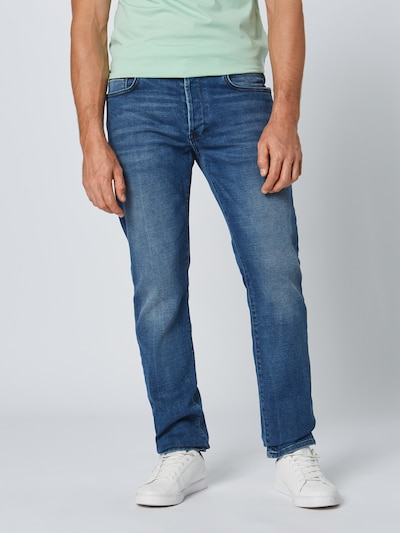 LTB Jeans 'HOLLYWOOD D' in blue denim, Modelansicht