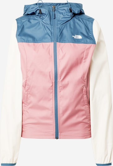 THE NORTH FACE Windbreaker 'Cyclone' in beige / blau / pitaya, Produktansicht