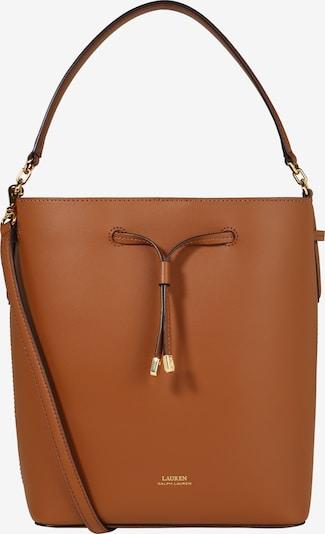 Lauren Ralph Lauren Tasche 'DEBBY' in braun / orange, Produktansicht
