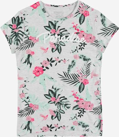 STACCATO T-Shirt in silber, Produktansicht