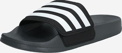 ADIDAS PERFORMANCE Unisex Kinder - Sport-Schuhe 'ADILETTE SHOWER ADJ' in weiß, Produktansicht