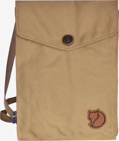 Fjällräven Pocket Brustbeutel 14 cm in sand, Produktansicht
