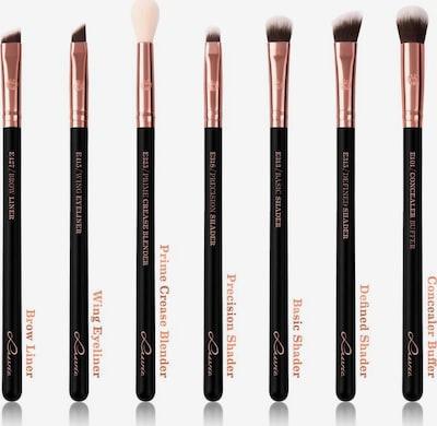 Luvia Cosmetics 'Essential Brushes - Black Diamond', Veganes Make-Up Pinselset mit Pinseltasche in mischfarben, Produktansicht