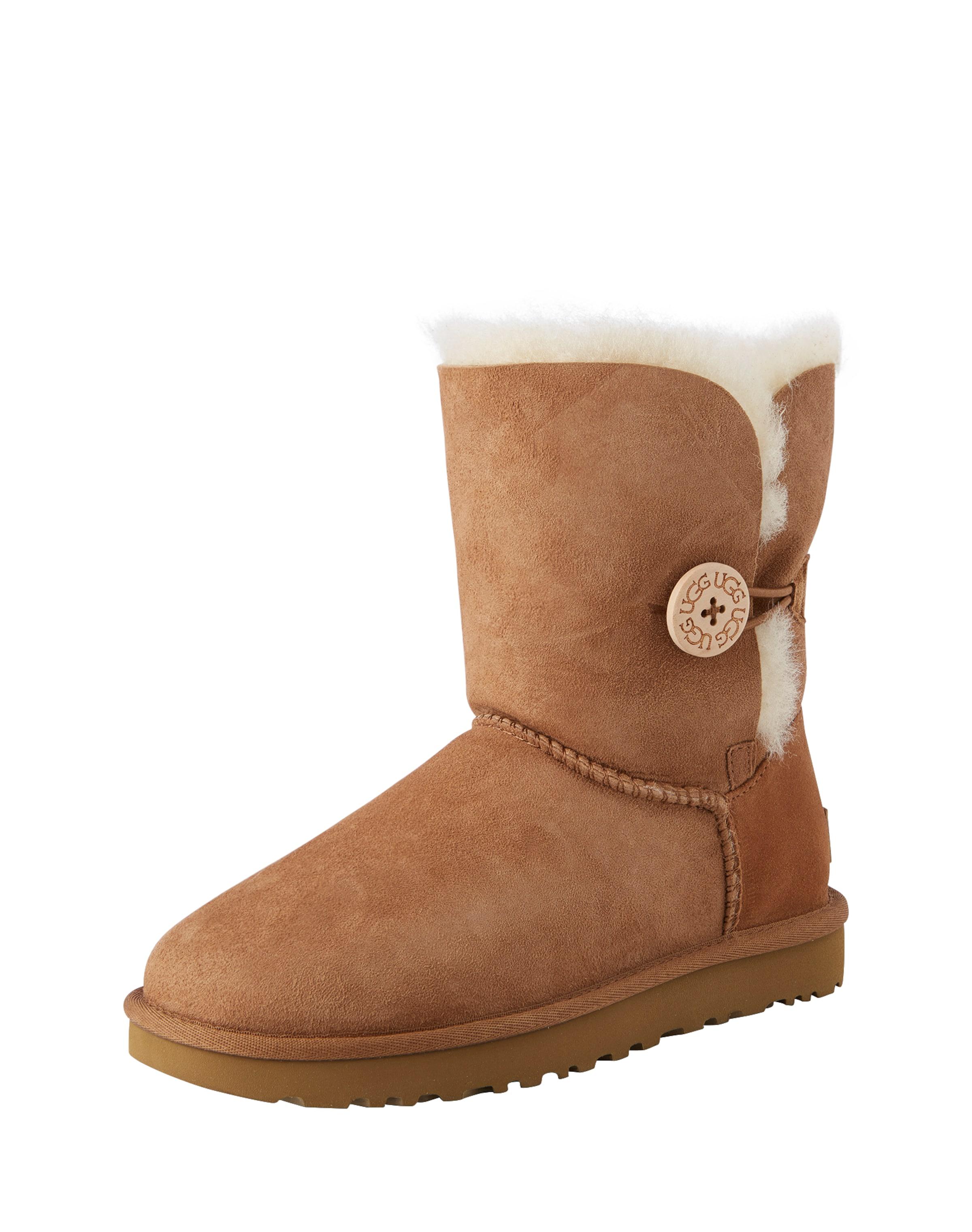 Ugg Bouton De Bailey Ii 'snowboots Cognac CbFNMv