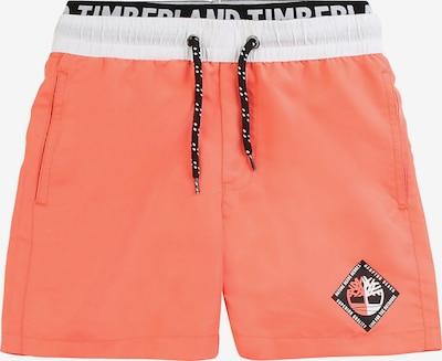 TIMBERLAND Surfhose in orange / schwarz / weiß, Produktansicht
