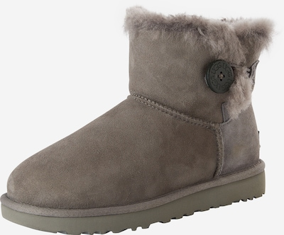 UGG Boots 'Mini Bailey Button II' in taupe, Produktansicht