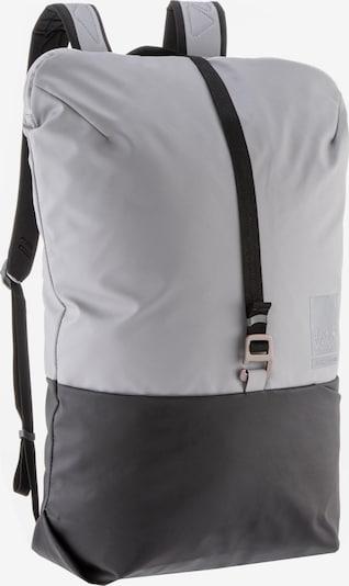JACK WOLFSKIN Daypack 'Rucksack 365 Onthemove 24' in grau / schwarz, Produktansicht