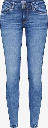 Pepe Jeans Jean 'Pixie' en bleu denim: Vue de face