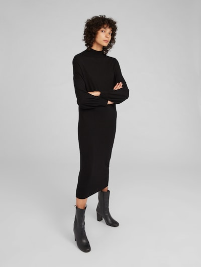 EDITED Adīta kleita 'Idoia' pieejami melns: Priekšējais skats